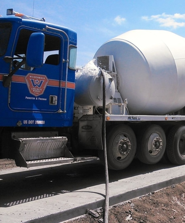 Fluid Concrete Ready Mix : Ready mix concrete products in south dakota